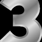 3 asja