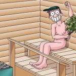 Saunaviha kasutamine saunas ja duširuumis