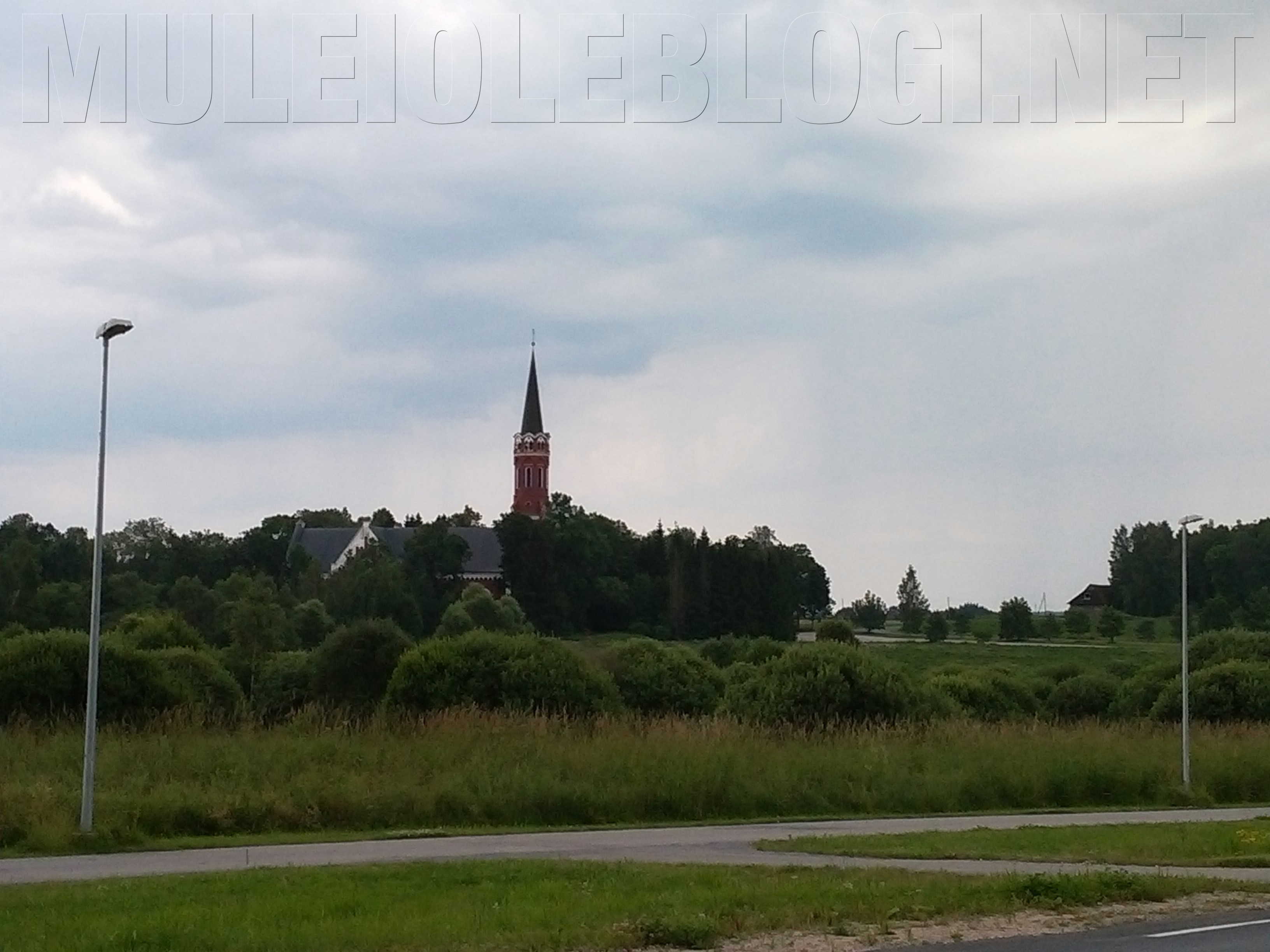 Halliste kirik