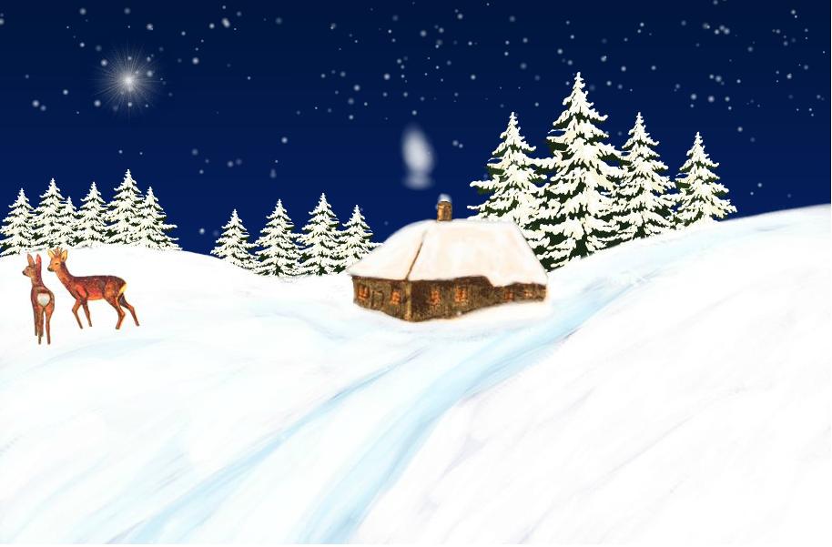 Kahekümne seitsmes blogipäev (27/100): Jõulutervitused