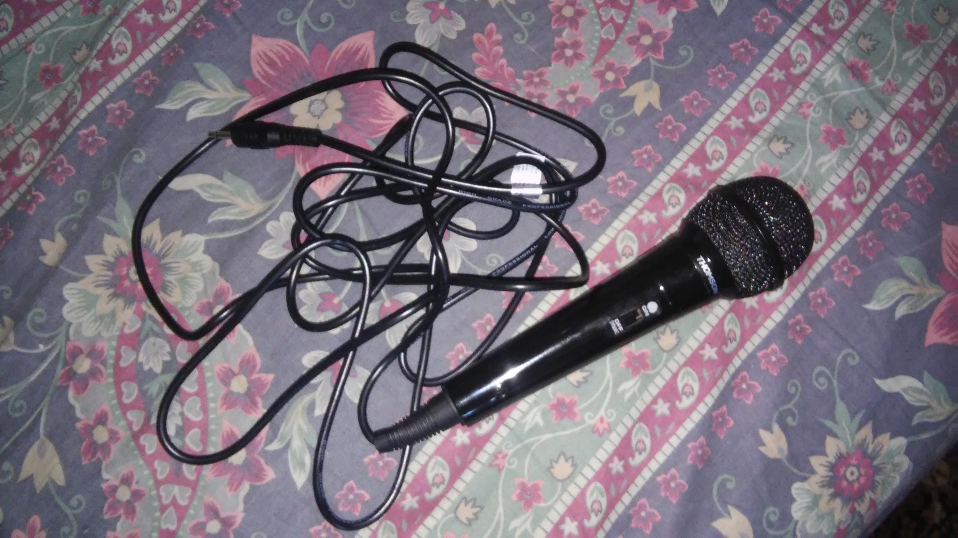 Thomson mikrofon