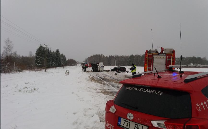 Lumest, jääst ja liiklusõnnetustest