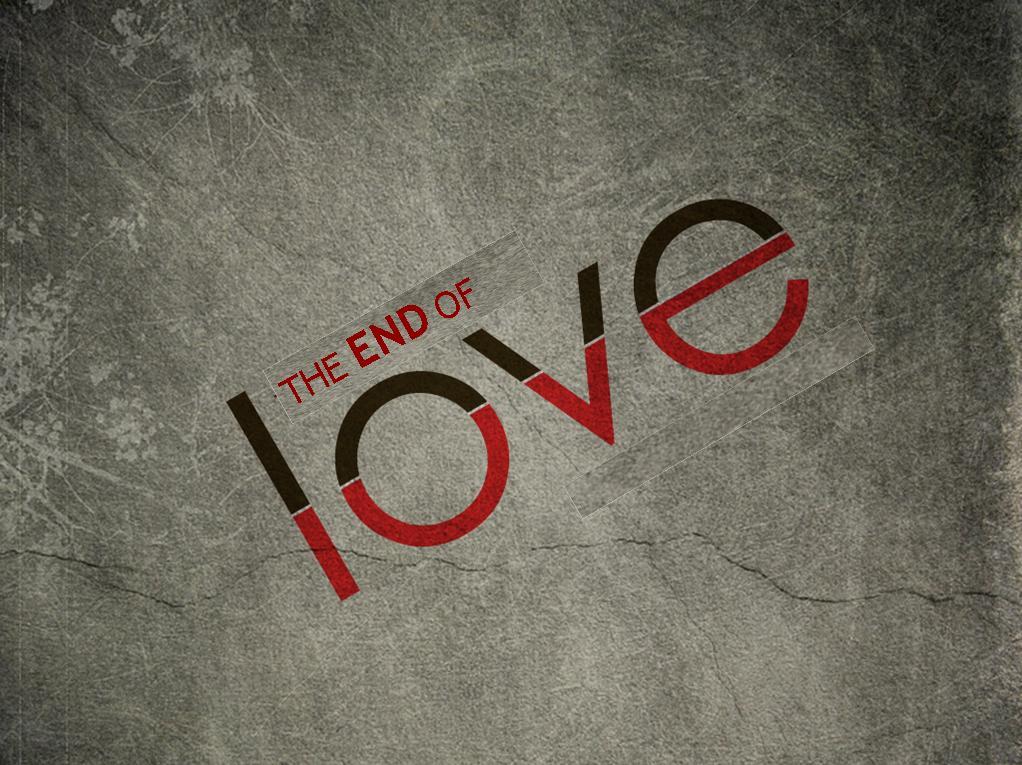 Armastuse lõpp